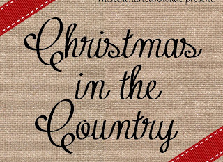 Christmas in the Country!