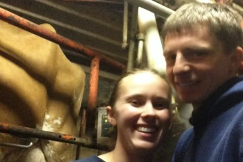 What is in a Dairy Farmer's Day?