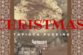 Christmas Tapioca Pudding