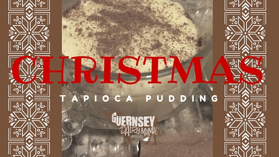 Christmas Tapioca Pudding(1)