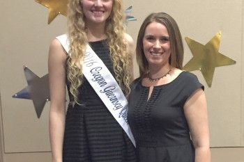 Oregon Dairy Princess Ambassador