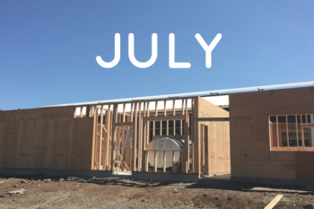 Monthly Barn Report: July