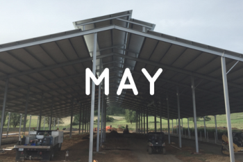 Monthly Barn Report: May
