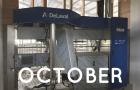 Monthly Barn Report: October