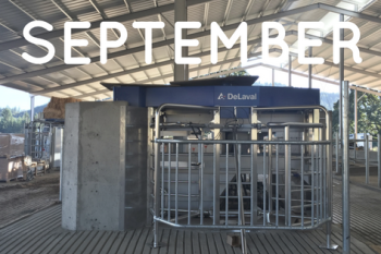 Monthly Barn Report: September