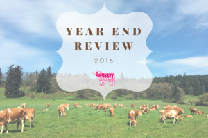 2016 Year End Review: Farm
