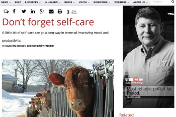 Hoard's Dairyman – Don't Forget