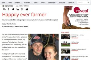 Hoard's Dairyman – Happily Ever Farmer