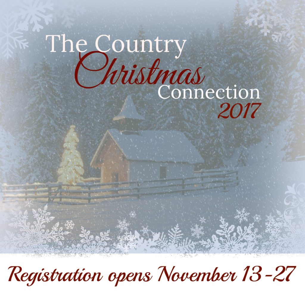 2017 The Country Christmas Connection